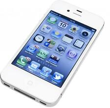 NEW UNLOCKED APPLE IPHONE 4S - 64GB - WHITE IOS 9 SMARTPHONE + FREE GIFTS