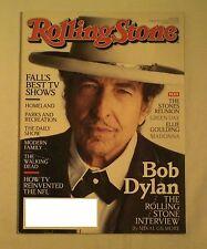Rolling Stone Magazine - SEPTEMBER 27 2012 BOB DYLAN