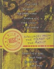 Messages From The Heart of The Artist (Volume One): The Music Matters (DVD)
