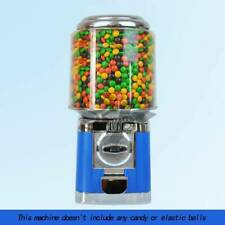 New Wholesale Vending Products Bulk Vending Gumball Candy Dispenser Machine Blue
