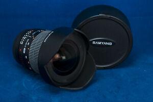 Samyang 14 mm f:2.8 ED AS IF UMC pour Nikon FX. Excellent Etat