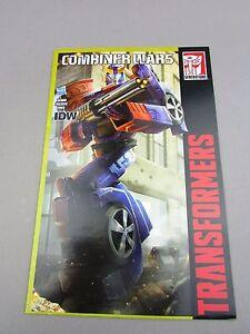 Transformers Generations Smokescreen Comic IDW Combiner Wars Hasbro