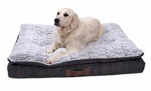 Petface Ultimate Luxury Memory Foam Bed, Large