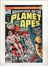 Adventures On The Planet Of The Apes #9 Vf/Nm+
