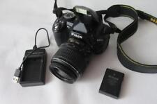 Nikon D3100 14.2MP Digital D-SLR DSLR fotocamera/videocamera + AF-S Lente 18-55mm - Nero