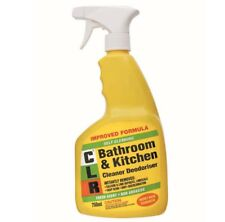 CLR 750ml Bathroom And Kitchen Cleaner