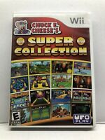 Chuck E. Cheese's Super Collection (Nintendo Wii, 2011) Complete Tested