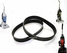 TWO DRIVE  BELTS HOOVER HURRICANE vacuum cleaner 35600744 V29