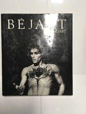 Bejart By Bejart.. Rare First Edition Book ..