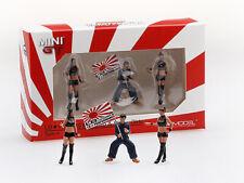 Mini GT 1/64 LB Works Mr. Kato & Show Girls Type A MGTAC04 TSM MiniGT