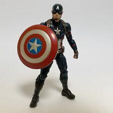 """Marvel Legends Captain America 6"""" Action Figure (Civil War)"""