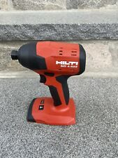 HILTI SID 4-A22 1/4 IMPACT DRIVER 3 speeds - TOOL ONLY