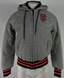 San Francisco Giants MLB G-III Women's Full-Zip Hooded Jacket