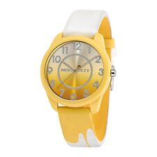 OROLOGIO AL QUARZO MISS SIXTY EARTH R0751117502  LIST.€49.00 TRASPORTO INCLUSO