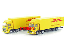 Tomytec DHL Large Truck Set 287872 Truck Collection 1/150 N scale