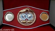 IBF Boxing Champion Ship Belt WORLD champion.Adult size