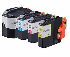 COMPATIBLE LC229XL LC225XL INK CARTRIDGE HIGH CAPACITY PACK FOR BROTHER PRINTERS