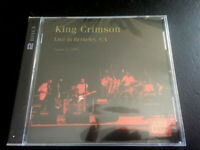 King Crimson (Fripp,Belew,Bruford,Levin) - Live In Berkeley Club16 Doppel CD NEU