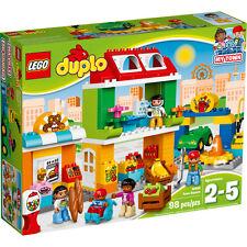 LEGO 10836 - GRANDE PIZZA IN CITTA' - SERIE DUPLO