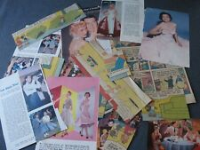 Vintage newspaper comic strips artists magazine loose sheets for repurpose craft