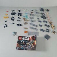 Lego Star Wars - 75131 - Resistance Trooper Battle Pack - 100% Complete No Box
