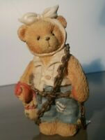 Vintage Cherished Teddies Jacob Bearly You Will Be Haunted By Three # 614785