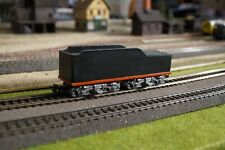 CUSTOM MADE TENDER FROM BRASS FOR HEAVY ENGINES, SCALE HO