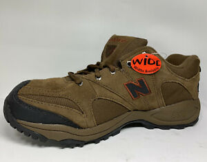 New Balance 603 Men's 10 4E Brown Suede Sneakers Abzorb ONE SHOE ONLY Right