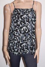 EMERSON Brand Camouflage Print Tank Cami Top Size 12/M BNWT #SC55