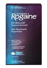 ROGAINE for Women Hair Regrowth Treatment Foam 4 Month Supply 4.22oz
