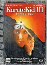 KARATE KID III - LA SFIDA FINALE - DVD (NUOVO SIGILLATO) SUPER JEWEL BOX