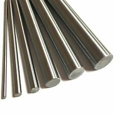 303 Stainless Steel Round Bar Ground Stock Shaft Rod 400mm length M2-M16 4mm 5mm