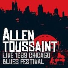 Allen Toussaint Live 1989 Chicago Blues Festival CD NEW SEALED 2016