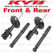 Set of 4 KYB Rear Shocks/Struts 2-FRONT & 2-REAR for Toyota RAV4 2006 to 2012
