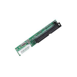 """SATA disque dur hdd femelle à ide 3.5 """"adaptateur de carte de convertisseur _ Vh"""
