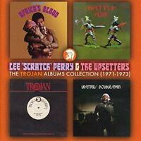 Lee Perry and The Upsetters: The Trojan Albums Collection, 1971 to 1973 [CD]