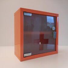 Armoire à pharmacie medecine cabinet métal verre glass vintage art déco France