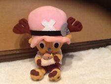 "One Piece Plush Chopper Plush 7"" Banpresto Japan TV Animation Character Toy"