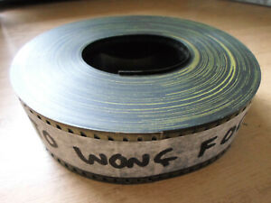 35mm TO WONG FOO trailer. Wesley Snipes, Patrick Swayze. (1995). Film cells