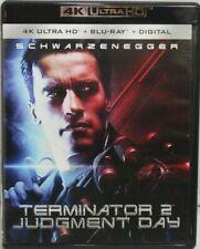 Terminator 2 Judgement Day (4K UHD + Blu Ray, Digital Copy) - New