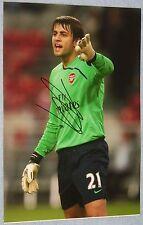 Lukasz Fabianski signed photo (Arsenal, Swansea, Poland)