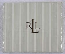NEW Ralph Lauren Winter Garden Stripe King Flat Sheet