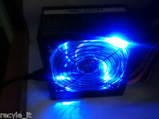 750W Quiet 120mm LED Fan ATX 12V Gaming Power Supply Unit 750-WATT Intel/AMD PC