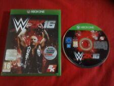WWE 2k16 Xbox One 1 Videospiel original UK Version vollständig spielen getestet