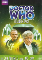 Doctor Who - Colony in Space (Jon Pertwee) (19 New DVD