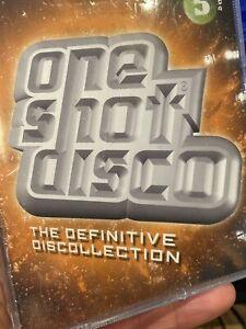 One Shot Disco The Definitive Discollection 70'/80'/90'Vol.5 Nuovo Sigillato 2MC
