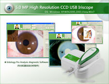 5.0M Pixels High Resolution USB Iridology Analyzer IrisAnalysis IrisScope Camera
