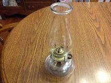 Vintage P & A Eagle Burner Oil Lamp