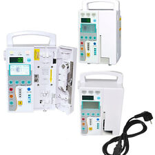 Infusion Pump- IV & Fluid equipment with voice alarm monitor CE 100% warranty A+