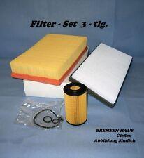 3 tlg. Filter Set Alfa 147 (937)  Bj 01-10  alle